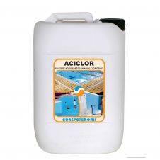 Pulitore acido per la pulizia della piscina per incrostazioni