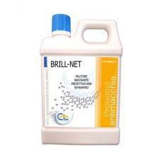 BrillNet - Detergente pulitore, ravvivante e protettivo non schiumoso