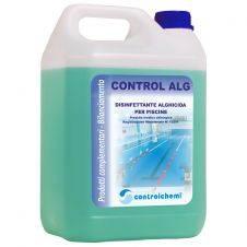 Disinfettante alghicida esente da schiuma