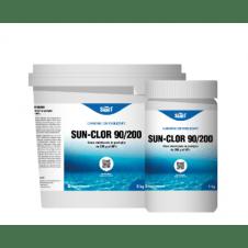 Cloro stabilizzato al 90% in pastiglie da 200 gr