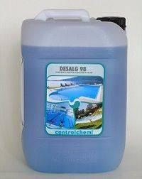 Antialghe liquido da litri 20 contro la formazione di for Antialghe per piscine