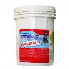 Ipoclorito di calcio granulare (77% di cloro attivo)