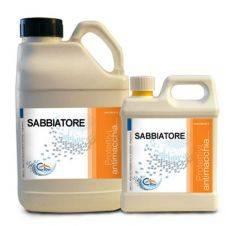Sabbiatore - Soluzione acida per la lavorazione supeficiale di marmi