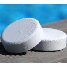 Cloro in pastiglie da gr 200 per piscine