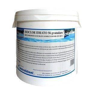 Cloro granulare 56 per trattamento acque piscine for Cloro per piscine