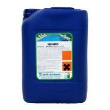 Abbattitore di cloro liquido per piscina in fusti da lt.10 - Declorbis