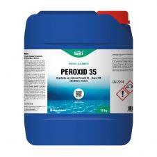 Ossidante liquido a base di perossido di idrogeno 35%