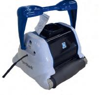 Robot pulitore elettrico per piscine TigerShark Hayward garanzia 3 anni