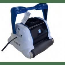 Pulitore automatico per la pulizia del fondo, delle pareti e linea di galleggiamento dell'acqua.