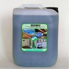 Deomic - Disinfettante Antimicotico per piscine Kg 10 (2x5 Kg)