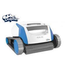 Robot pulitore automatico per la pulizia del fondo e delle pareti