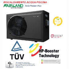 Pompa di Calore Pioneer Plus by Fairland