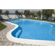 Telo di rivestimento Elbe di vari colori per piscine di varie dimensioni e con spessore 1.5 mm