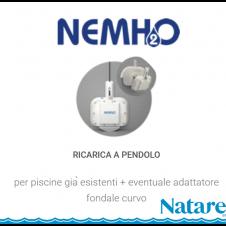 Alimentatore e ricarica a pendolo - Nemho