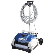 Robot pulitore SharkVac by Hayward - automatico con carrello/caddy