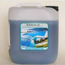 Sanalg - Antialghe per piscine in tanica da 5x2 lt.