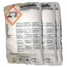 Abbattitore di pH Control Giù granulare - sacco