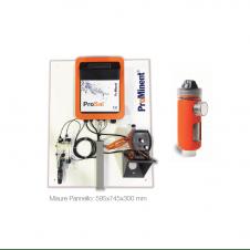 Centralina di elettrolisi salina - pannello di dosaggio ProSal EVO