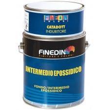 Intermedio Epossidico 75/25 - Fondo-Intermedio epossidico bicomponente