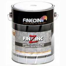 Finzinc - Smalto per supefici zincate, plastica e PVC