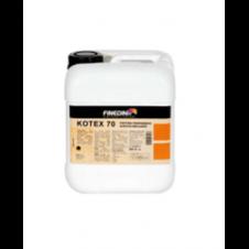 KOTEX AS: finitura trasparente acrilica all'acqua antiscivolo - specifica per piscine